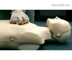 Red Cross CPR/First Aid/AED Training